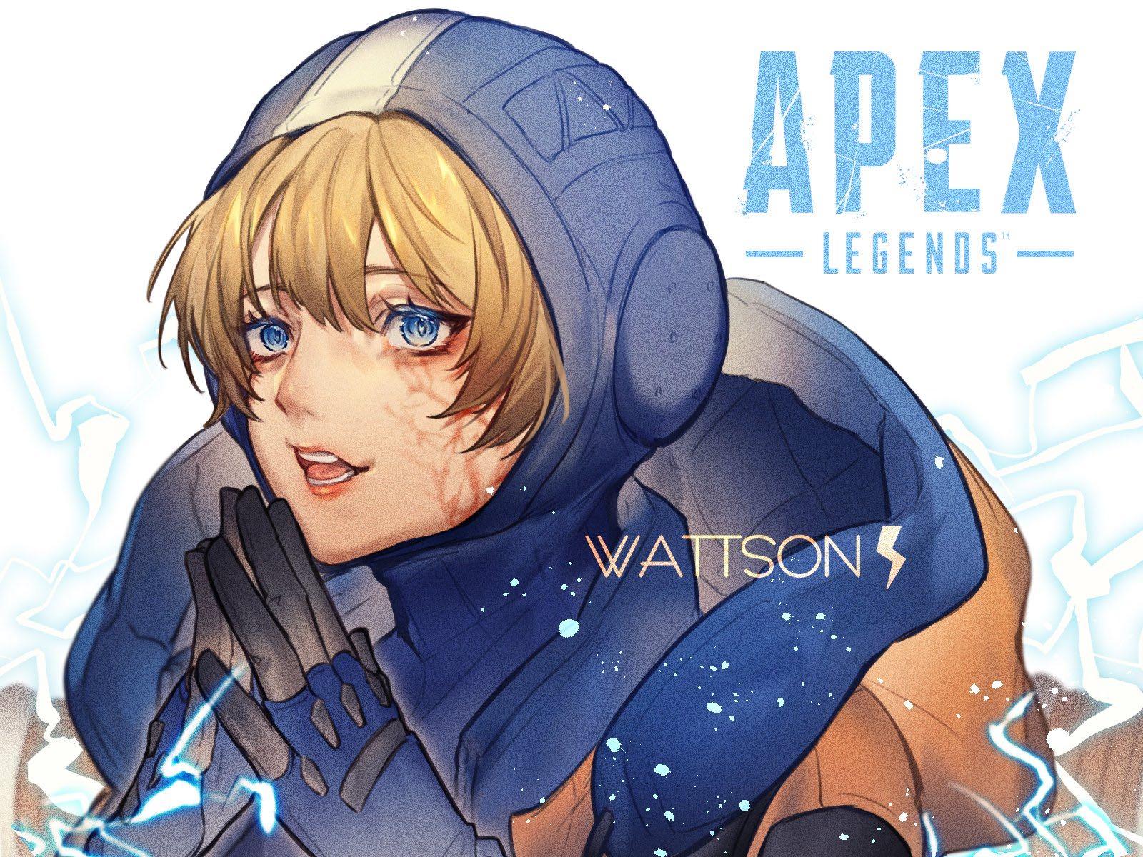 まとめ Apex Legends エーペックスレジェンズ かわいい カッコイイ イラスト11選 女子キャラ多め Gameshes