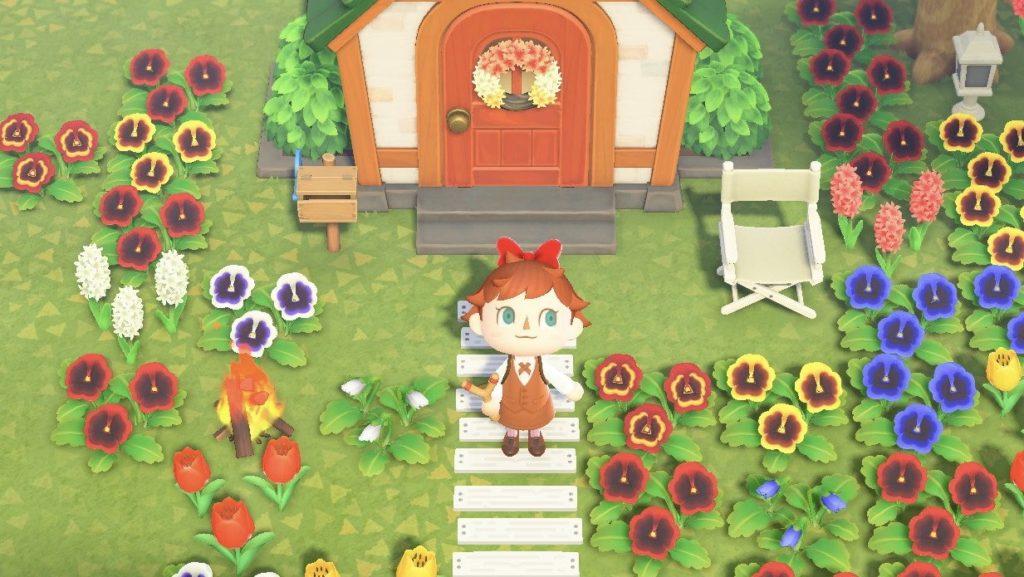庭 あつ づくり 森